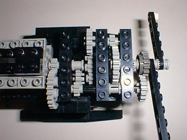 Lego Analog Clock
